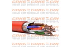 КПКЭВнг(А)-FRLSLTx – огнестойкий низкотоксичный кабель для систем ОПС