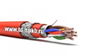 КПКЭВКВнг(А)-FRLS- Кабели огнестойкие для систем противопожарной защиты.
