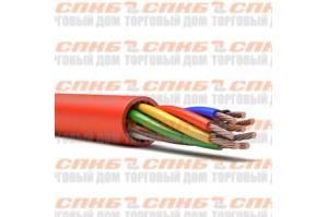 КПГКВнг(А)-FRLSLTx – огнестойкий гибкий низкотоксичный кабель для систем ОПС