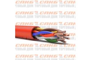 КПКВнг(А)-FRLSLTx – огнестойкий низкотоксичный кабель для систем ОПС