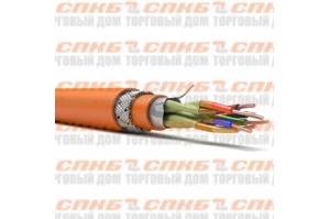 КСБCKнг(А)-FRHF – бронированный огнестойкий кабель с дополнительным защитным шлангом